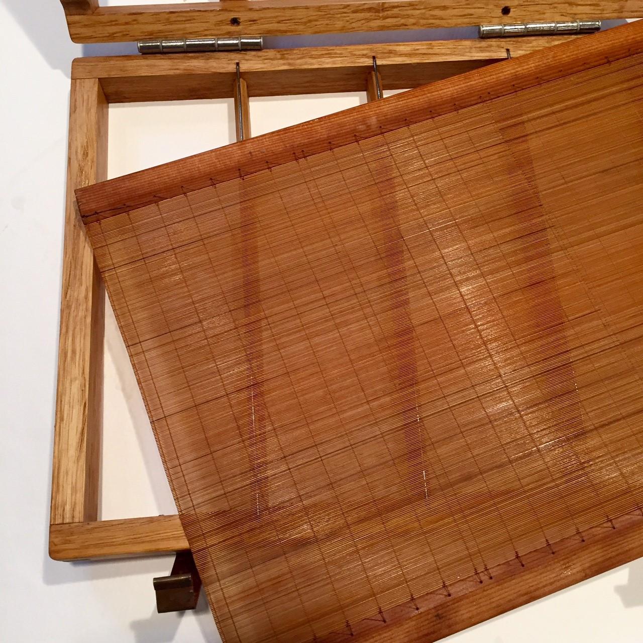 Suketa traditionelles papiersch pfsieb aus japan for Traditionelles japan